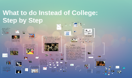 What to Do Instead of College