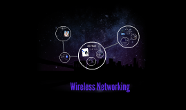 Copy of Copy of Wireless Networking