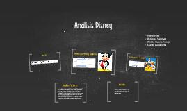 Análisis Disney