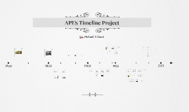 APES Timeline Project