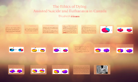 The Ethics of Dying:
