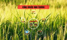 King david and isaiah