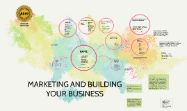 MARKETING AND BUILDING YOUR BUSINESS