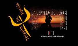 TERAPIA DE PAREJA - VERSIÓN ACTUALIZADA 2016