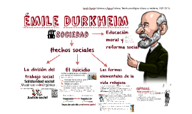 Copy of Emile Durkheim