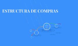ESTRUCTURA DE COMPRAS