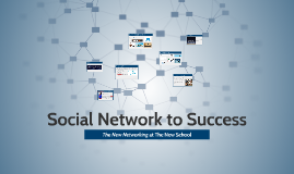 Social Network to Sucess