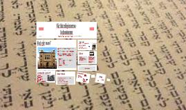 Världsreligionerna - Judendom
