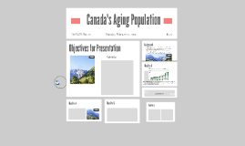 Canada's Aging Population