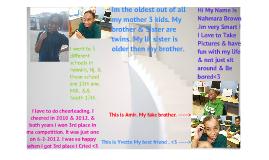 Copy of About Nahmara Brown