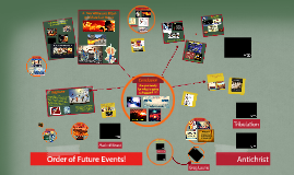 Order of Future Events! 2017