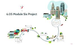 6.05 Module SixProject