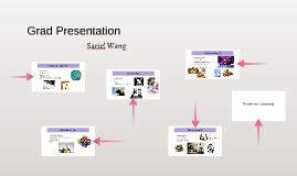 Grad Presentation