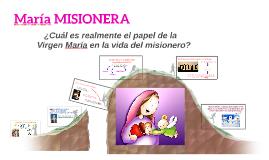 María MISIONERA
