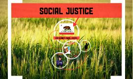 Ben Schmitt-Social Justice