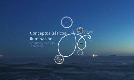 Conceptos Básicos de Iluminación III