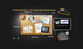 BENCHMARKING and JIT (Just-in-time Manufacturing)