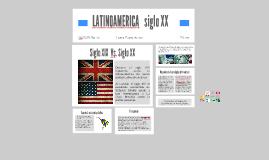 SPA 306 Latinoamerica s. XX