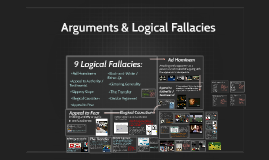 Arguments and Logical Fallacies