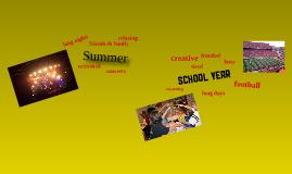 Copy of W540- Summer/School