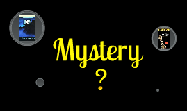 Mystery Unit Introduction: The Westing Game