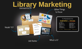 Library Marketing