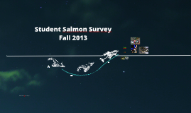 Salmon Survey 2013