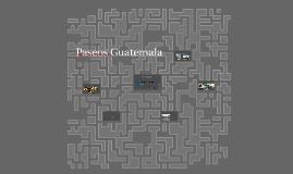 Paseos Guatemala