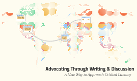 Advocating Through Writing & Discussion