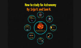 How To Study For Astronomy