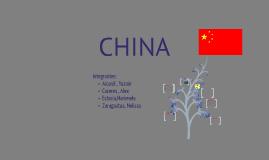 Copy of China - Globalización 2012