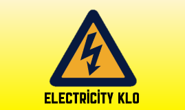 Electricity klo