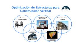 Optimización de Estructuras en Construcción Vertical