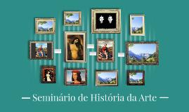 Seminário de História da Arte