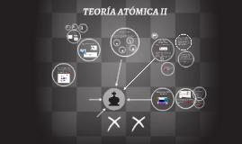 Teoría atómica 2