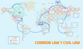 Copy of COMMON LAW Y CIVIL LAW