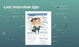 Last interview tips
