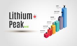 Copy of Lithium Peak Status