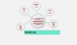 PRO ARTE 2015