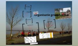 Organisatie RRZ groep 1 t/m 4