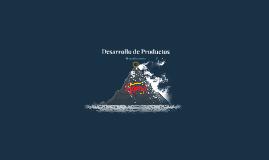Desarrollo de productos
