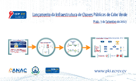 Lançamento ICP-CV
