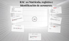 RAC 20