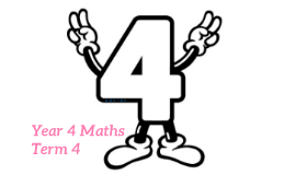 Year 4 Maths - Term 4