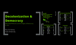 Decolonization & Democracy
