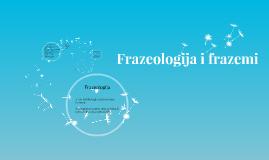 Frazeologija i frazemi