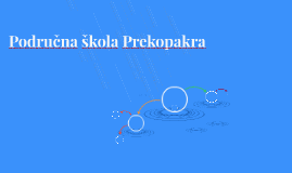 Područna škola Prekopakra
