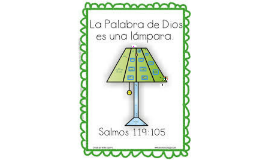 CULTO DE APRENDIZAJE DE LA PALABRA DE DIOS