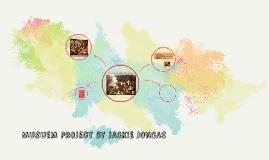 Musuem Project by JACKIE jONCAS