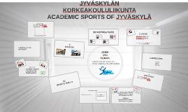 JAMK autumn 17 Academic Sports